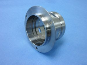 4130 Steel Bearing Housing