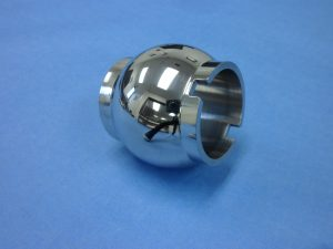 17-4PH Stainless Bearing Ball - Chrome Plated