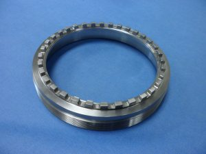 17-4PH Stainless Retaining Ring - OD Thread