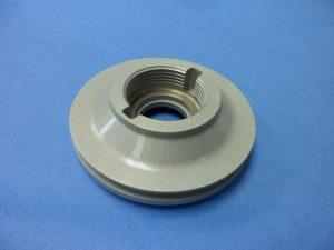 6061 Alum Bearing Cap - CAD / MIL Paint